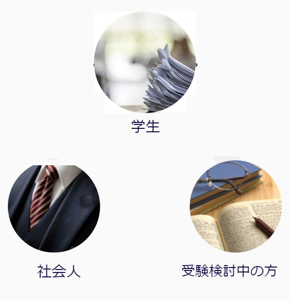 受験生・合格者・試験